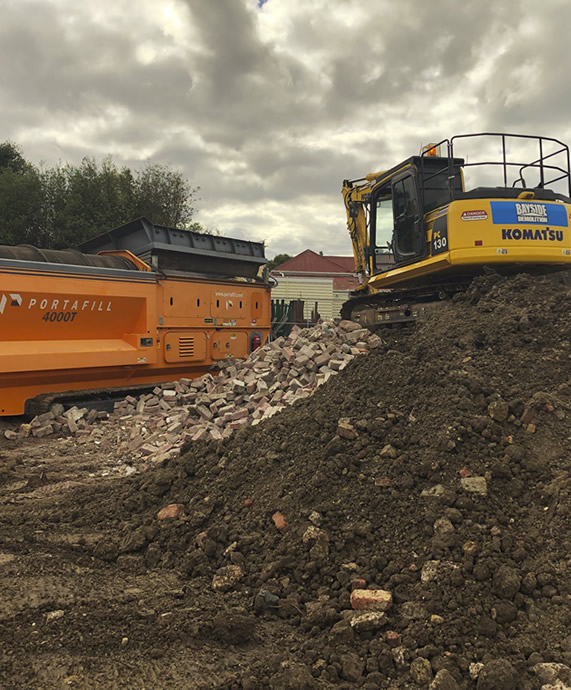 Residential & Domestic Demolition