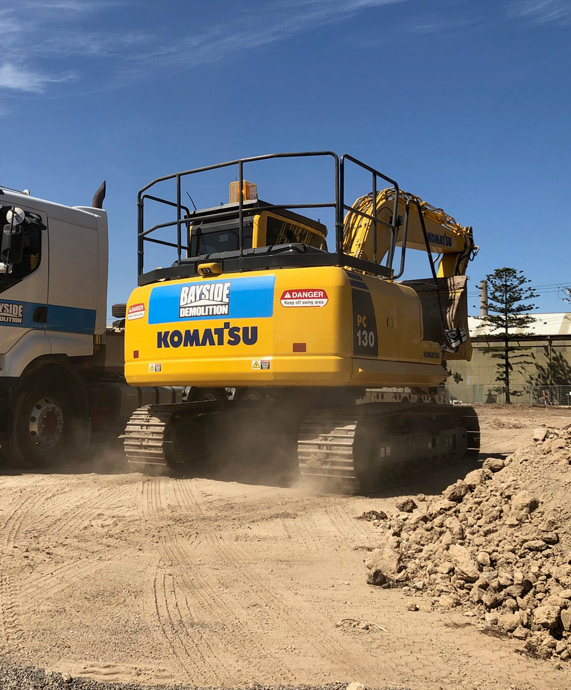 Geelong Soil remediation services Asbestos Demolition