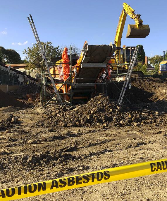 Geelong Asbestos removal Demolition